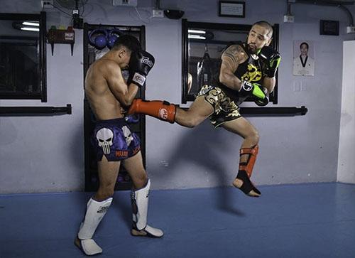 Muay Thai: Como mejorar la velocidad de sus patadas