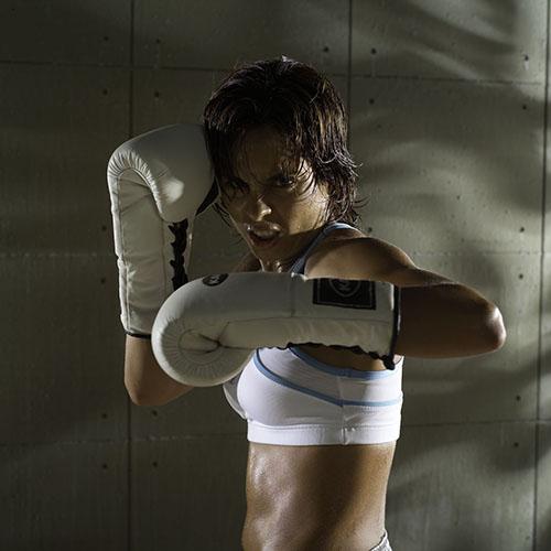 La mujer y las artes marciales