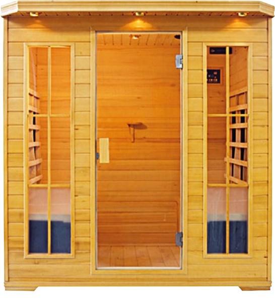 Sauna infrarrojo: por qué es mejor que el convencional