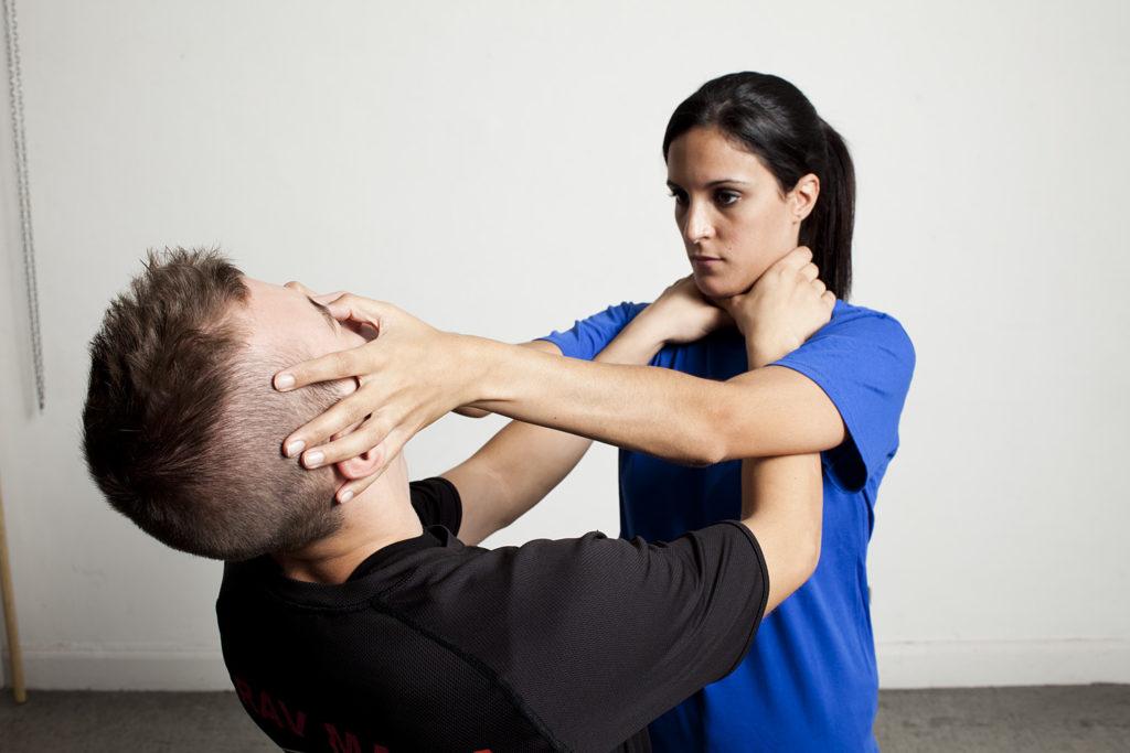 Curso de defensa personal para mujeres
