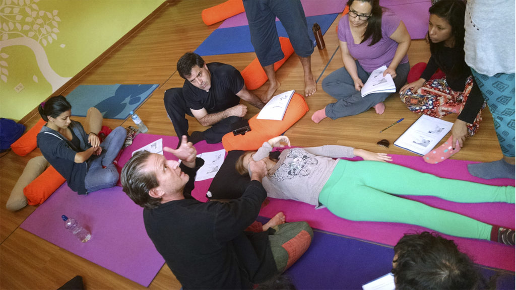 Curso introductorio de Thai Yoga Massage
